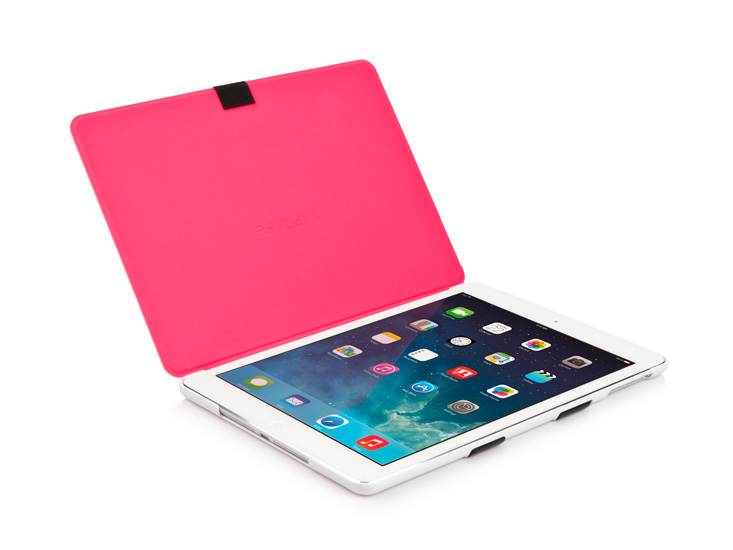 Чехол Capdase для Allpe iPad Air Karapace Jacket Sider Elli - розовый
