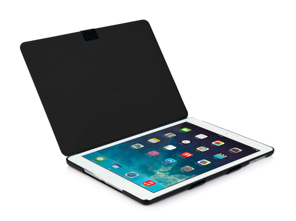 Чехол Capdase для Allpe iPad Air Karapace Jacket Sider Elli - черный