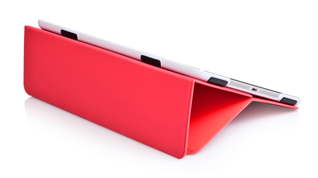 Чехол CAPDASE Folder Case Sider Baco для Apple iPad Air - красный