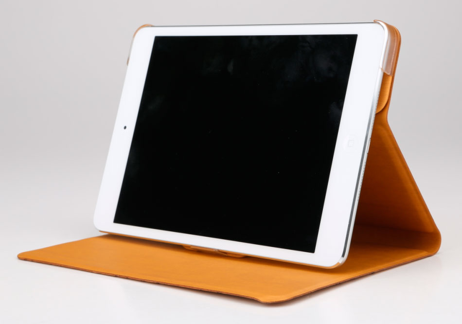 Чехол Rock Impres Series для Apple iPad Mini / Apple iPad Mini с дисплеем Retina - песочный