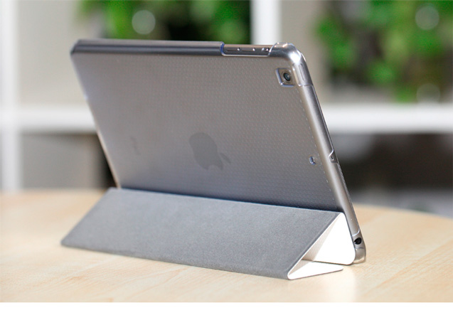 Чехол Rock Elegant Series для Apple iPad Mini / Apple iPad Mini с дисплеем Retina - белый
